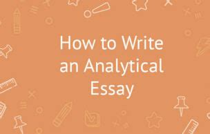 How to write a rhetorical analysis thesis statement